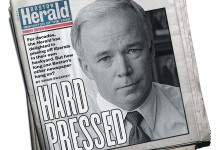 Hard Pressed: Will the Boston Herald Survive?