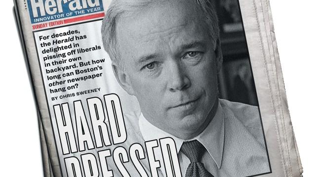 Hard Pressed: Will the Boston Herald Survive?